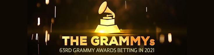 63rd Grammy Awards Betting in 2021